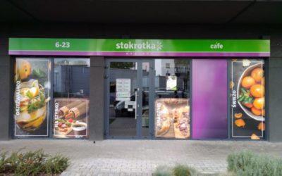 Branding przestrzeni – Stokrotka Warszawa