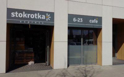 Branding sklepu – Stokrotka Warszawa