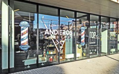 Branding – Anderos Barberos